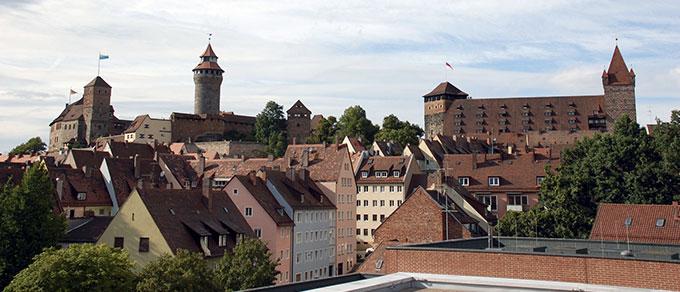 Portrait der Stadt Nürnberg